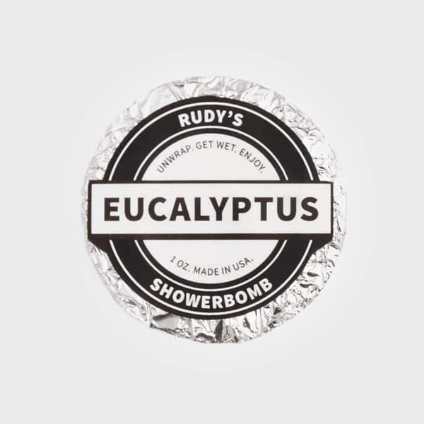 product: Rudy's Eucalyptus Shower Bomb