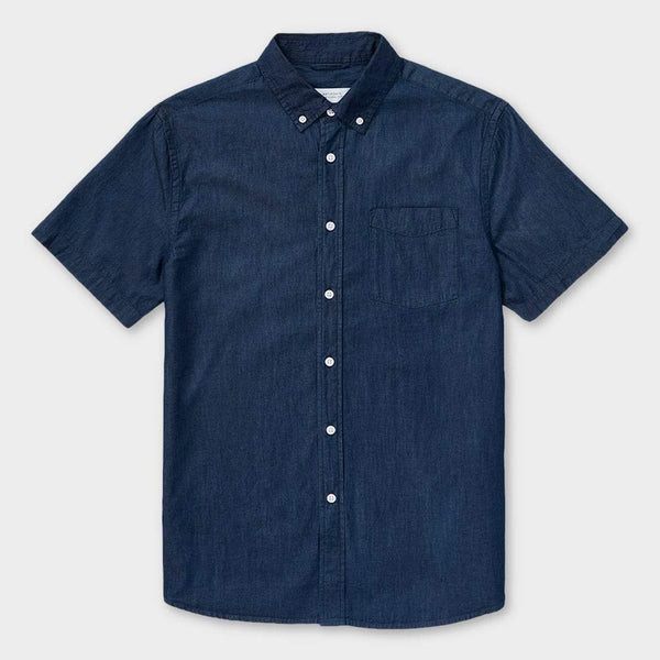 product: Saturday's NYC Esquina Denim Shirt Indigo