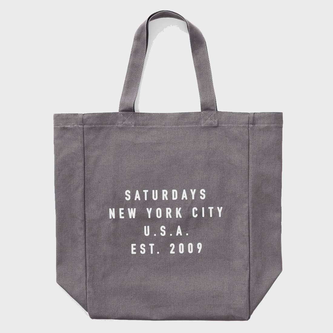 Saturday's NYC Established USA Tote Slate
