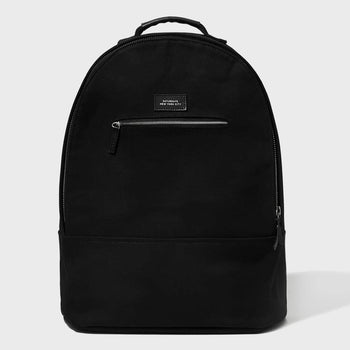 product: Saturday's NYC Hannes Backpack Black