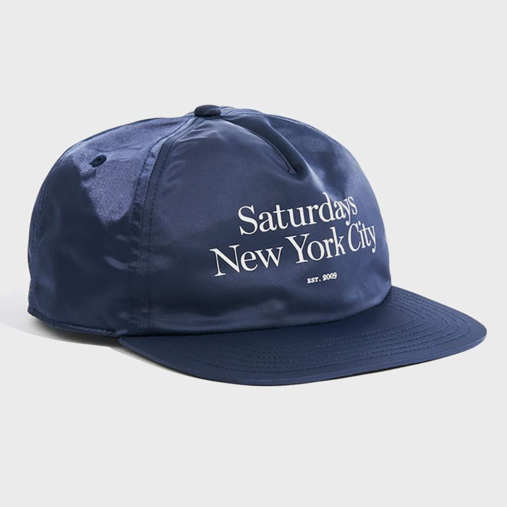 Saturday's NYC Stanley Miller Hat Satin Midnight