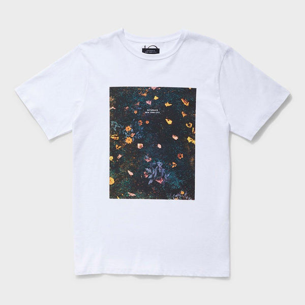 product: Saturday's NYC Transition T-Shirt White