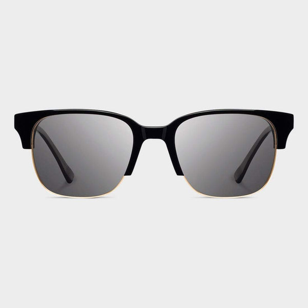 product: Shwood Newport 52MM Black/Mahogany Polarized