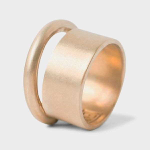 product: Sine Mercer Ring Brass