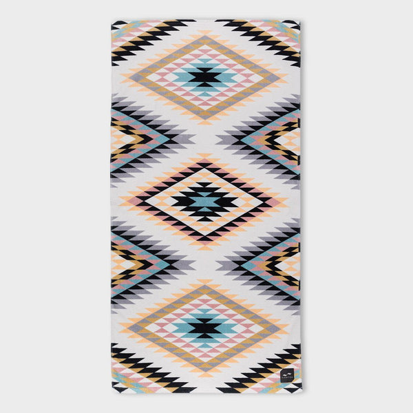 product: Slowtide Black Hills Towel Off White