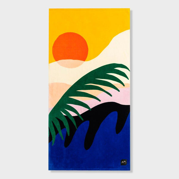 product: Slowtide Huahine Towel Multi