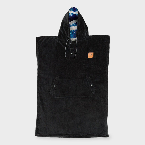 product: Slowtide The Digs Poncho Black