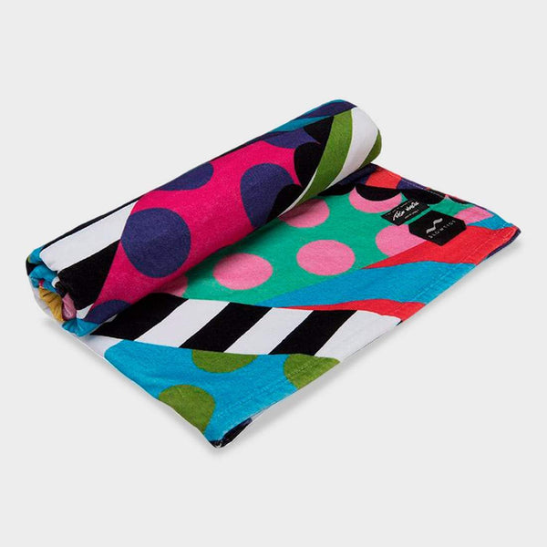 product: Slowtide Woodside Beach Towel Multi