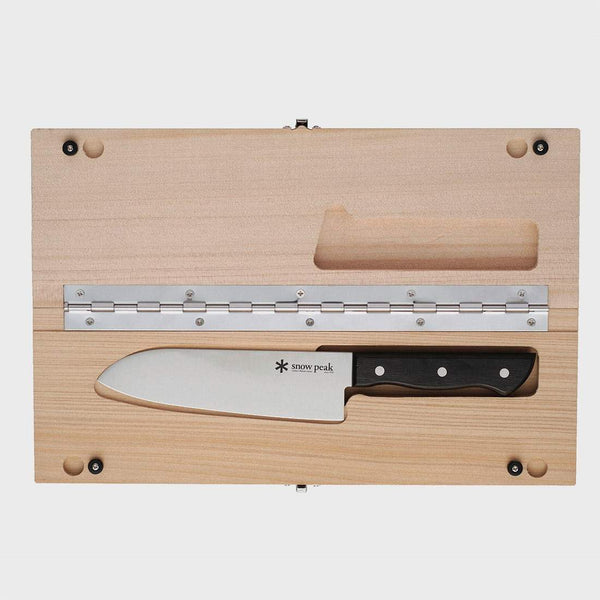 product: Snow Peak Chopping Board Wood