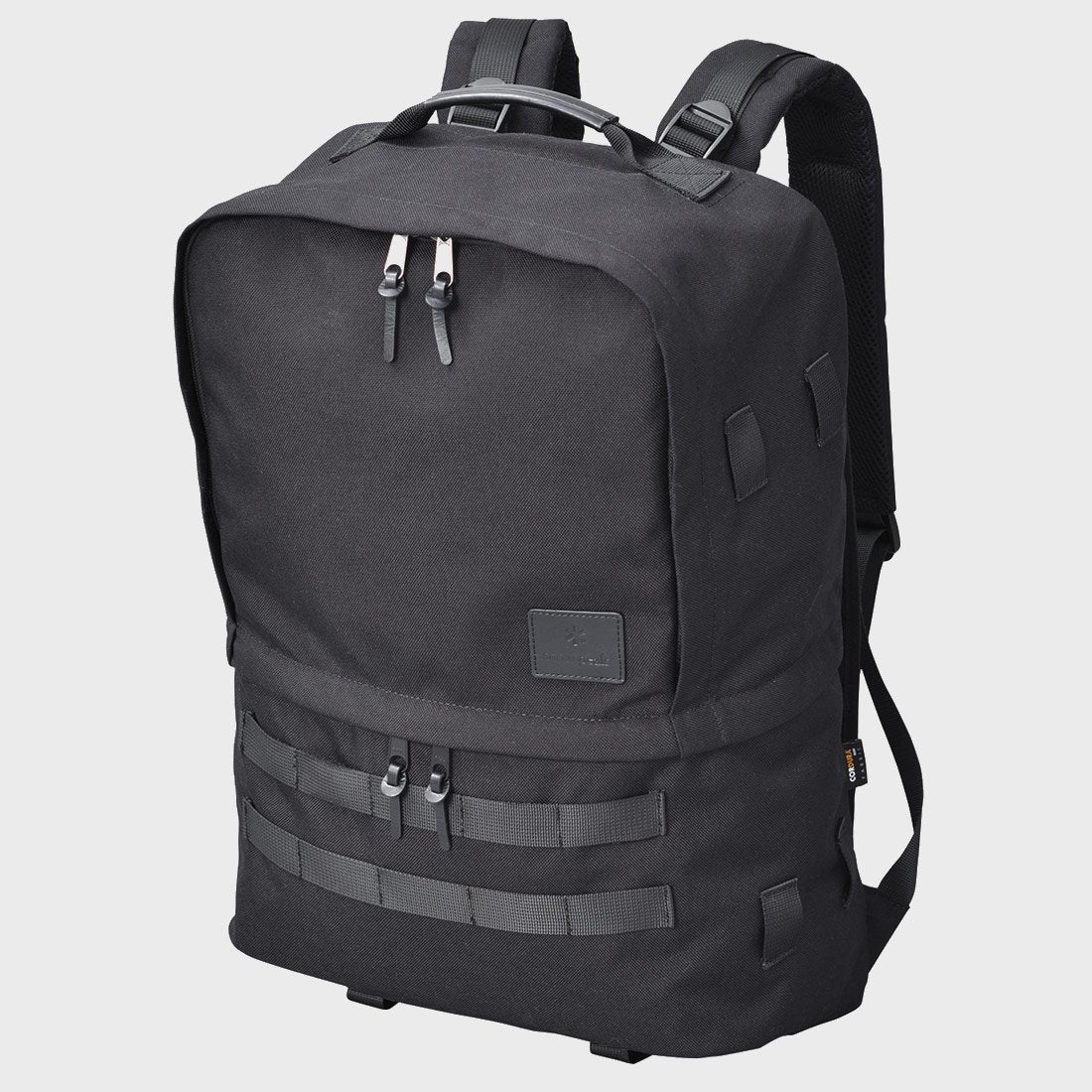 Snow Peak Day Camp System Backpack Black