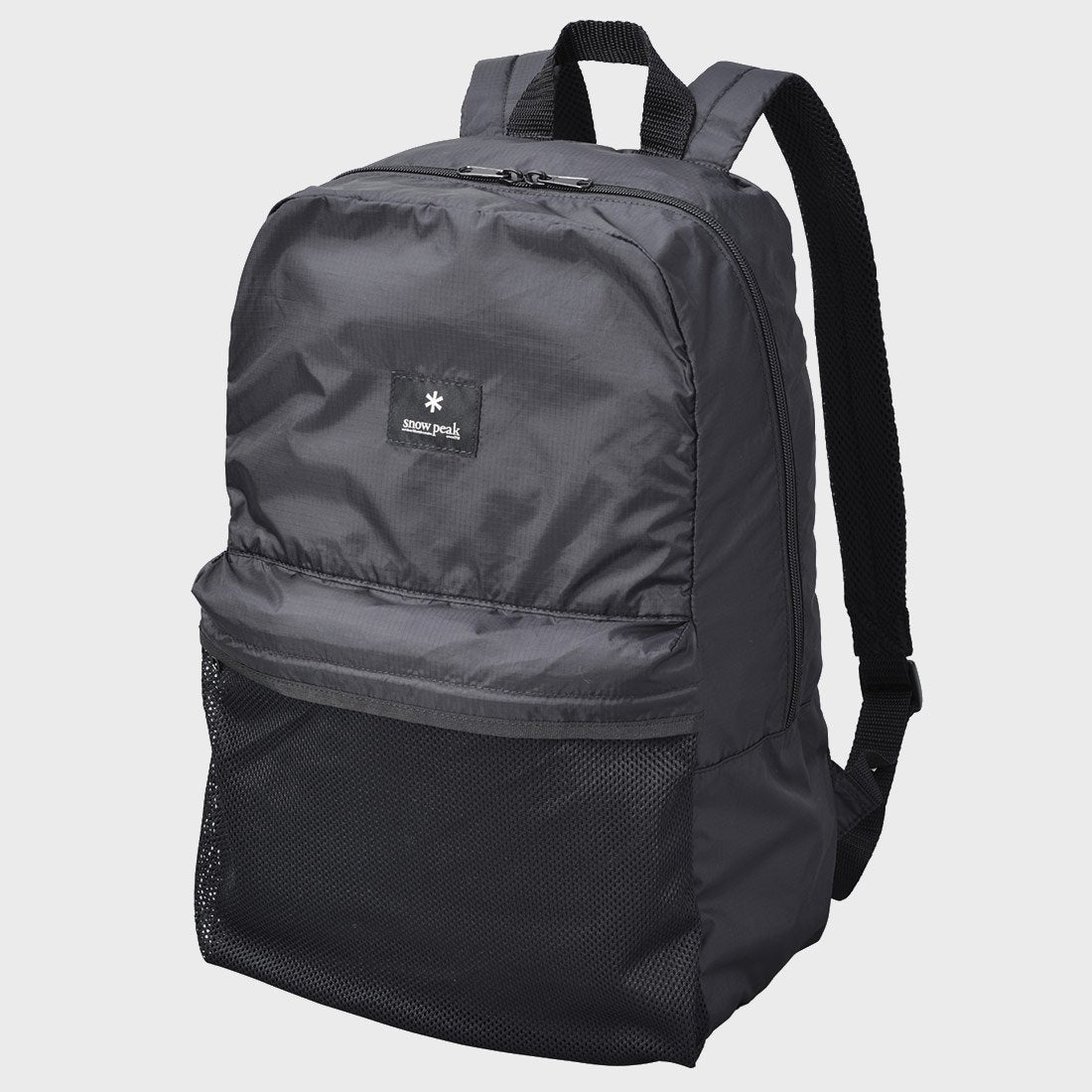 Snow Peak Pocketable Daypack Black