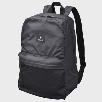 product: Snow Peak Pocketable Daypack Black