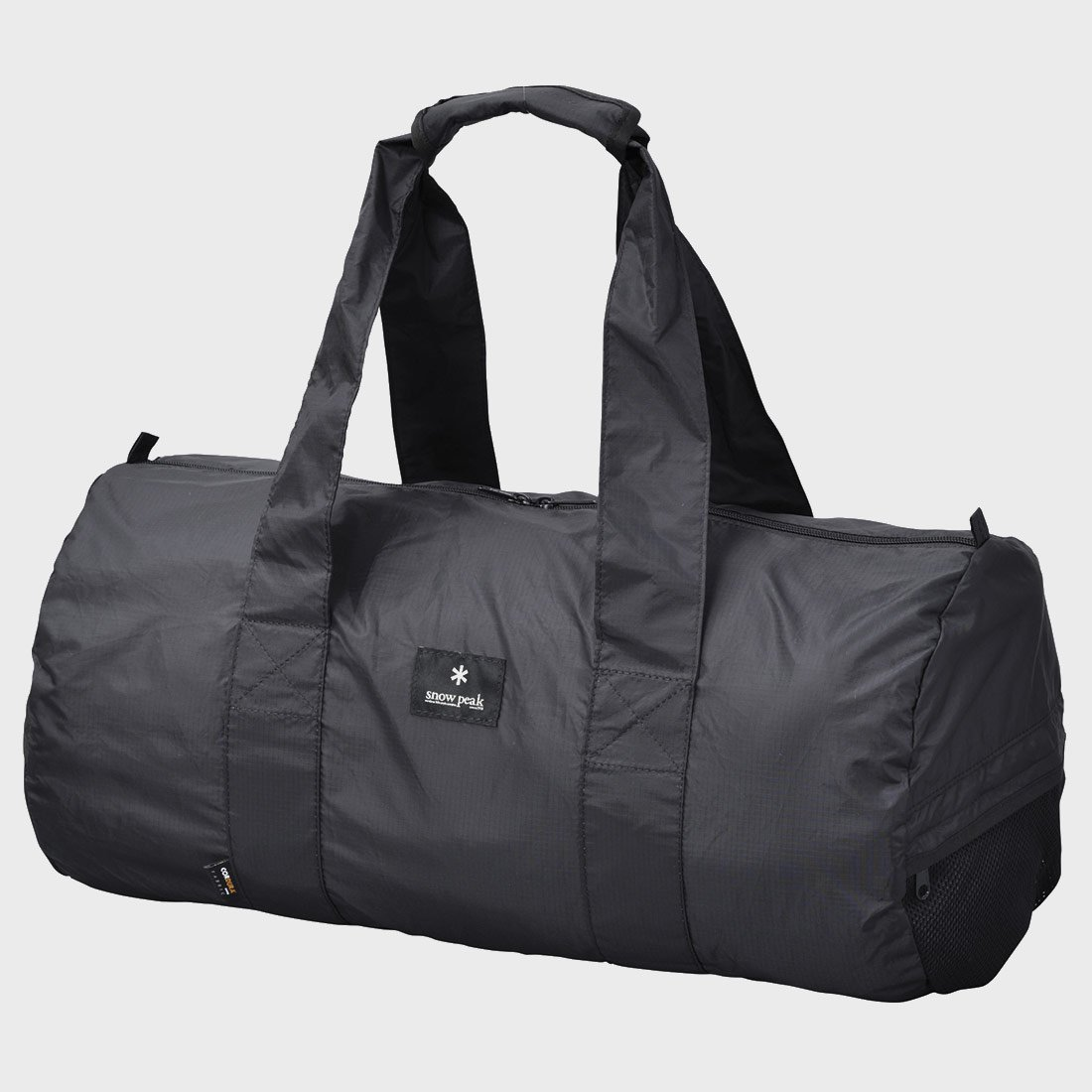 Snow Peak Pocketable Duffle Black