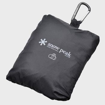 product: Snow Peak Pocketable Duffle Black