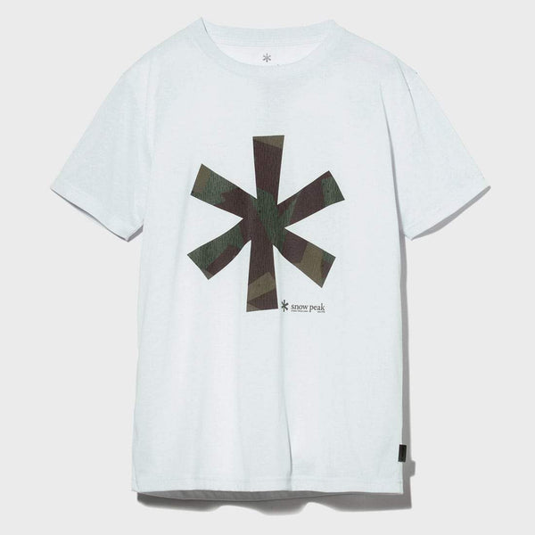 product: Snow Peak Quick Dry Tee White