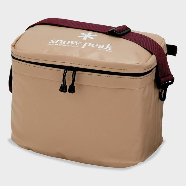 product: Snow Peak Soft Cooler 18 Beige