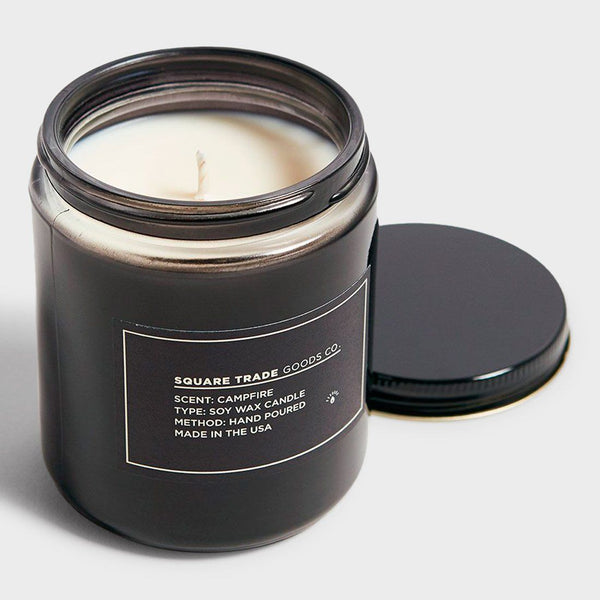 product: Square Trade Goods Campfire 8 oz