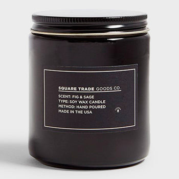product: Square Trade Goods Fig & Sage 8 oz