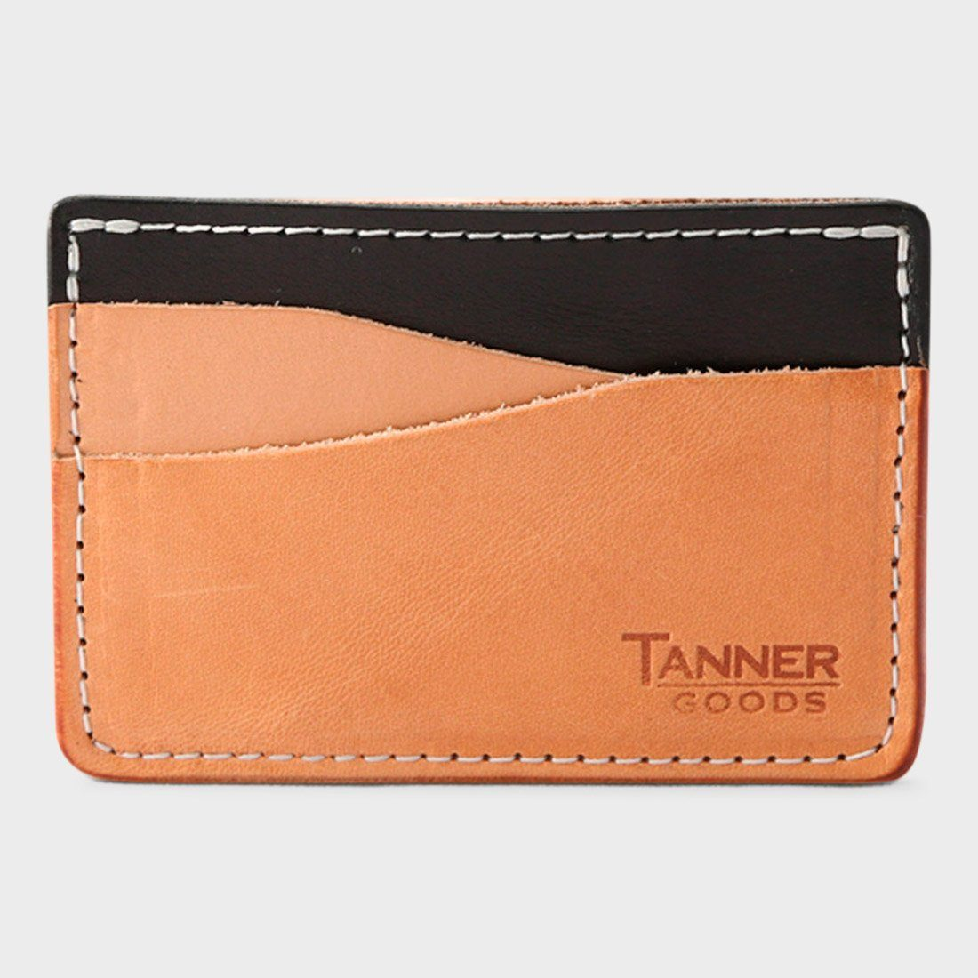 Tanner Goods Journeyman Wallet Natural Remix