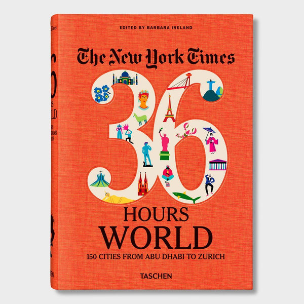 product: Taschen NYT 36 Hours - World 150 Cities