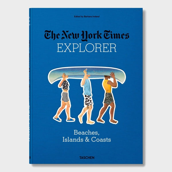 product: Taschen NYT Explorer - Beaches, Islands, and Coasts