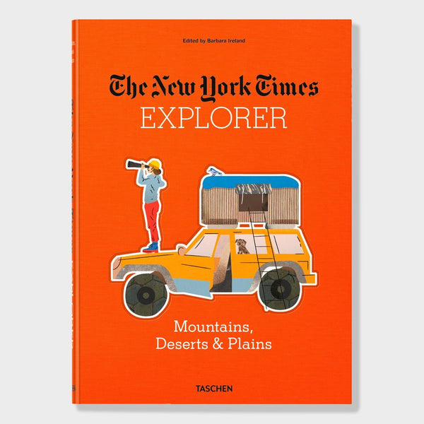 product: Taschen NYT Explorer - Mountains, Deserts, and Plains