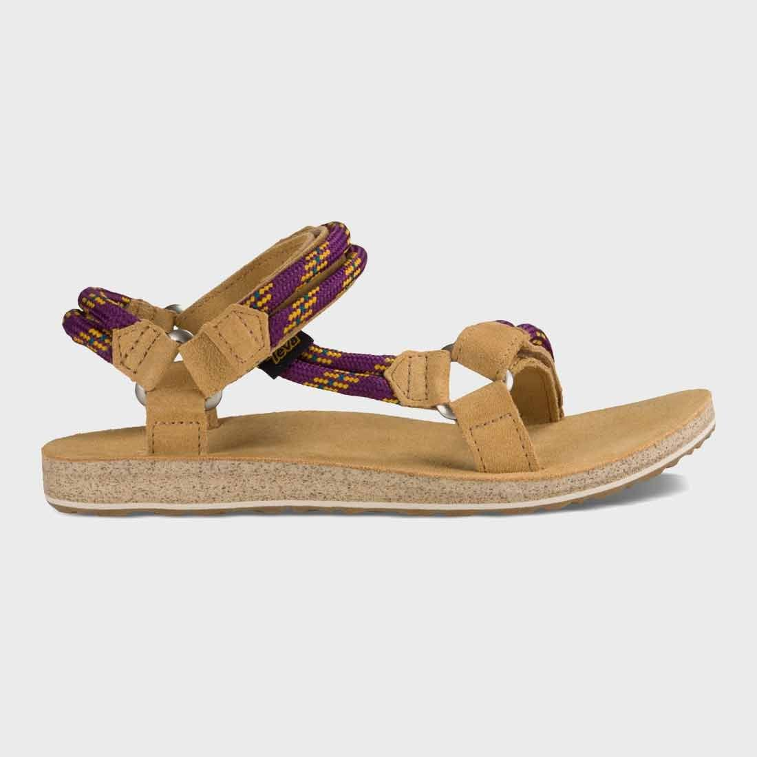 Teva W Original Universal Rope Dark Purple