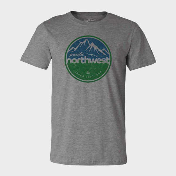 product: The Great PNW Brant T-Shirt Heather Grey