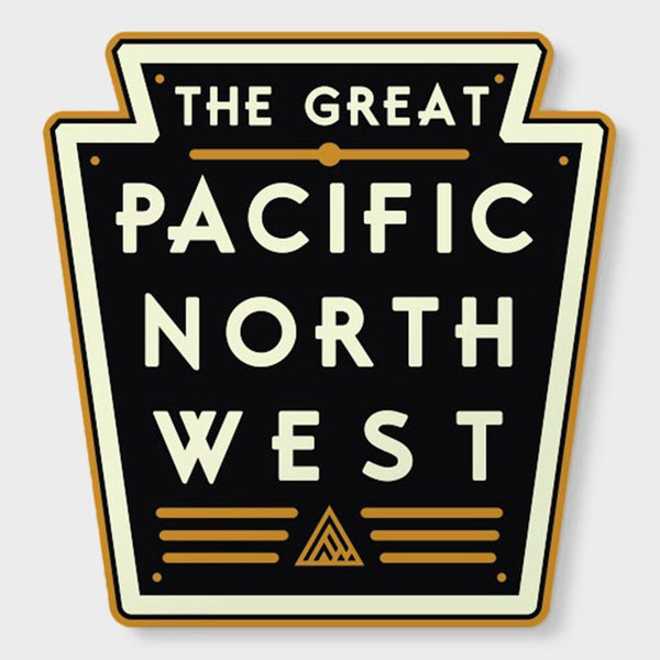 product: The Great PNW Colville Sticker White