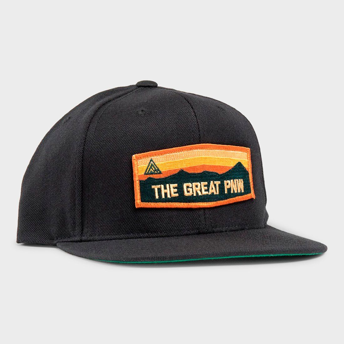 5f092319a91 The Great PNW Daily Hat Black – Wayward