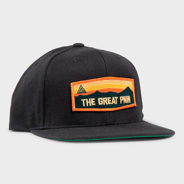 product: The Great PNW Daily Hat Black