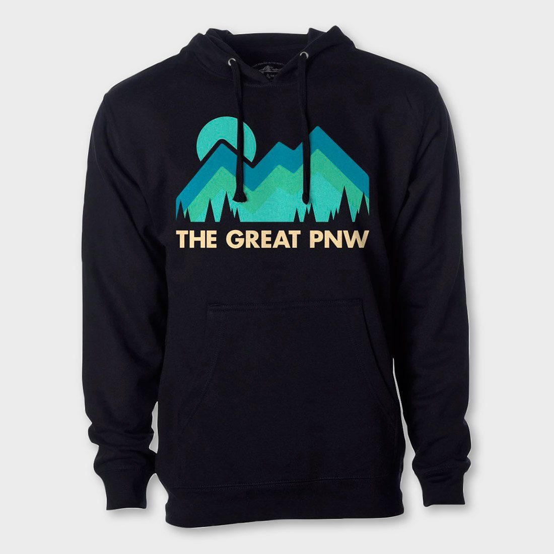 The Great PNW Expedition Hoodie Navy