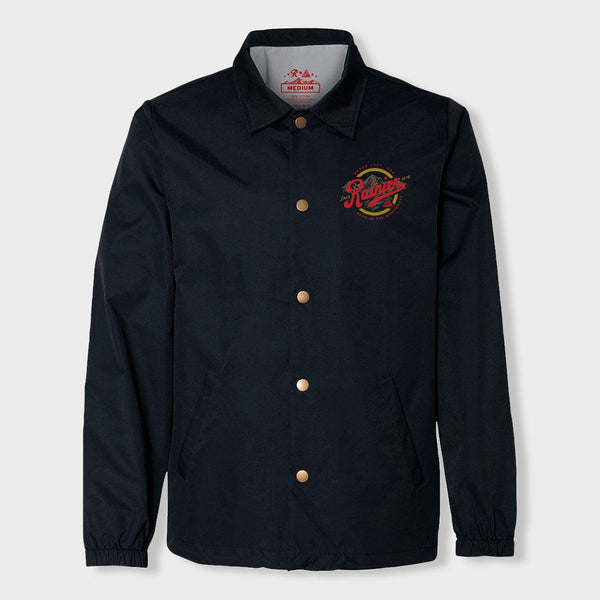 product: The Great PNW Golden Jacket Navy