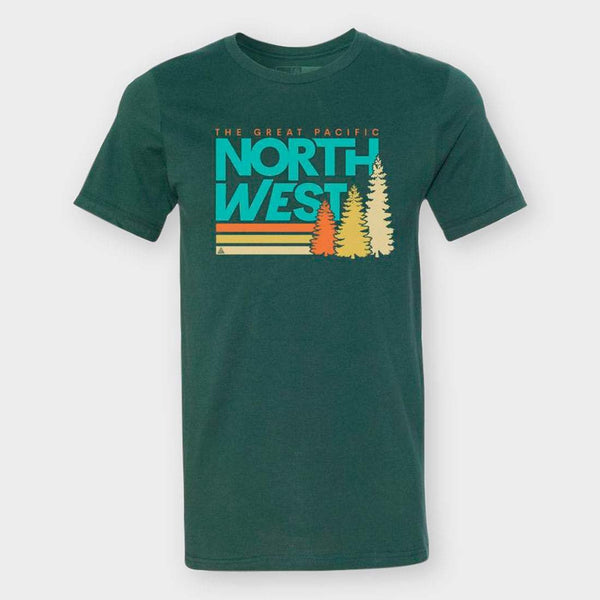 product: The Great PNW Lift SS Tee Forest