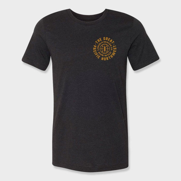 product: The Great PNW Honest T-Shirt Black