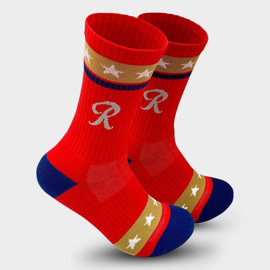 The Great PNW Marko Sock Red