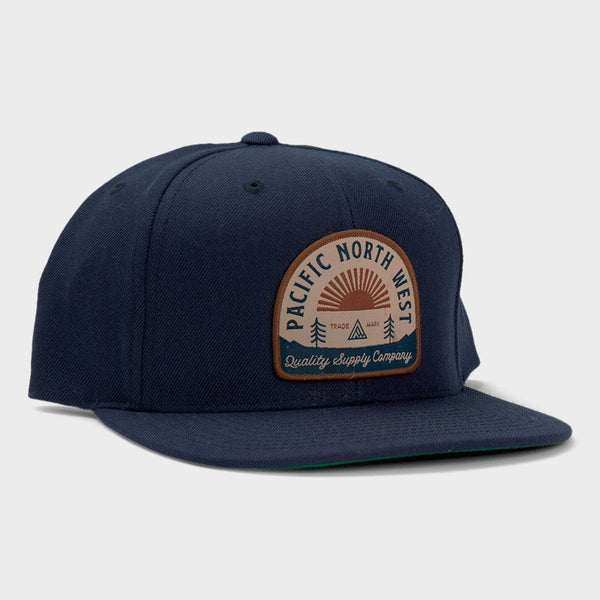 product: The Great PNW Sunrise Hat Navy