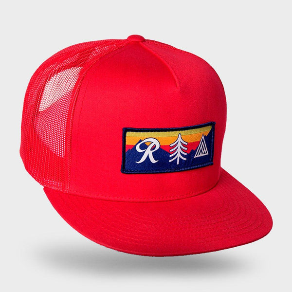 product: The Great PNW Views Hat Red