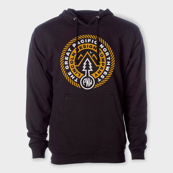 product: The Great PNW Wander Hoodie Black