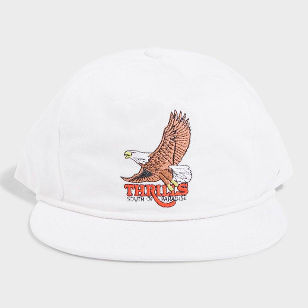product: Thrills Victory Cap Dirty White