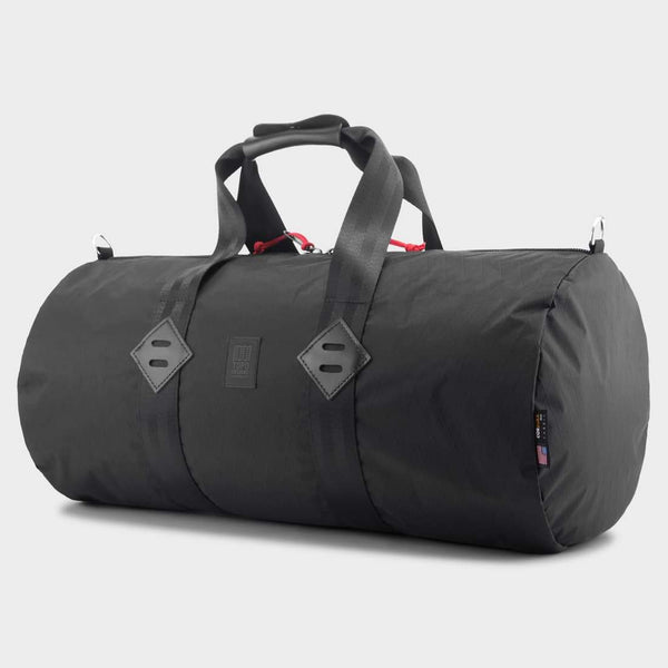 product: Topo Designs Classic Duffel X-Pac Black