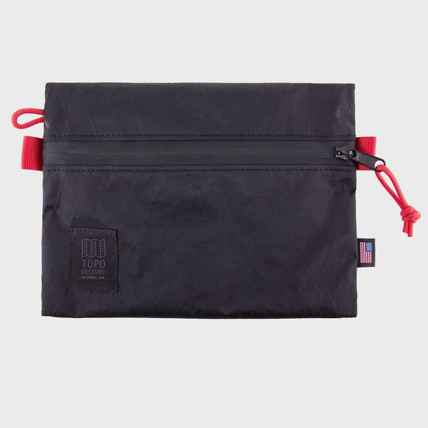 product: Topo Designs Accessory Bag Medium X-Pac Black