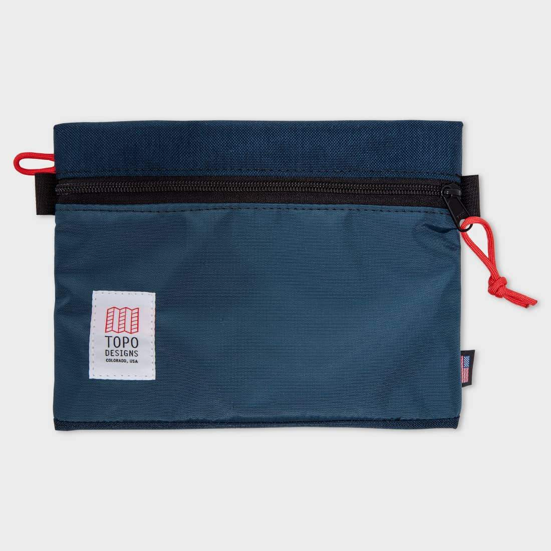 Topo Designs Accessory Bag Medium Navy