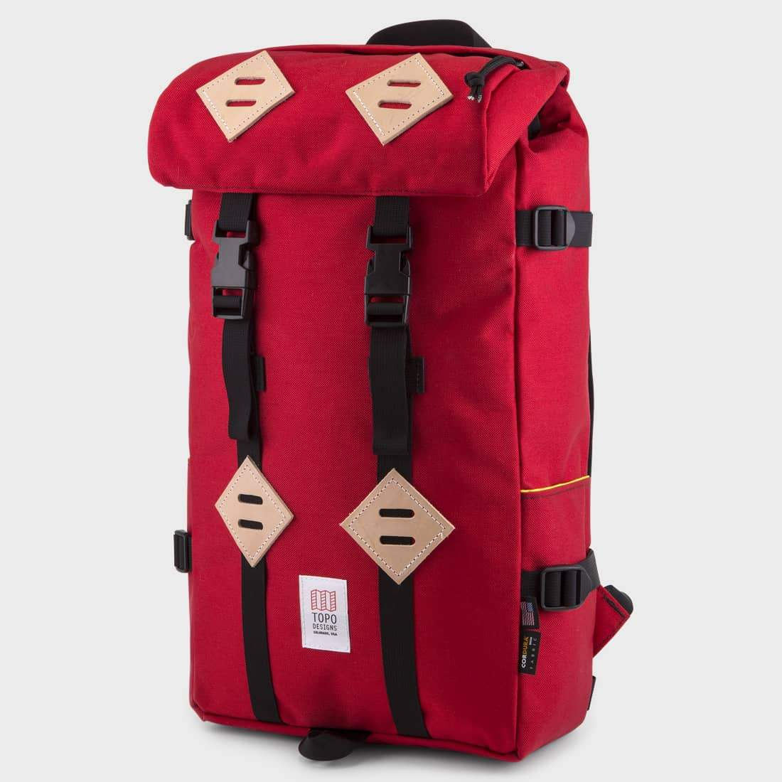 Topo Designs Klettersack Red