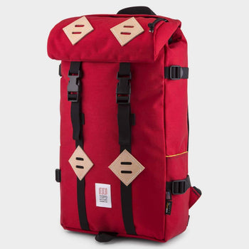 product: Topo Designs Klettersack Red
