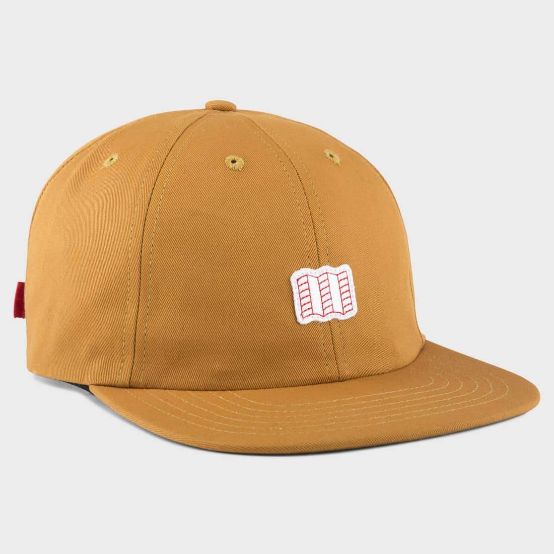 Topo Designs Mini Map Hat Gold
