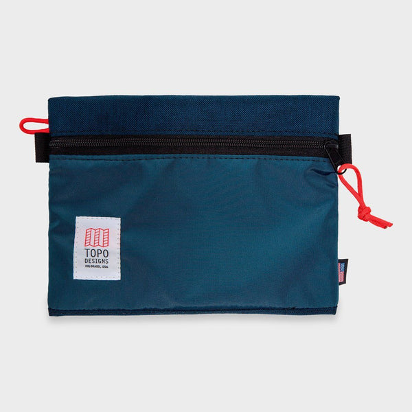 product: Topo Designs Accessory Bags Medium Navy