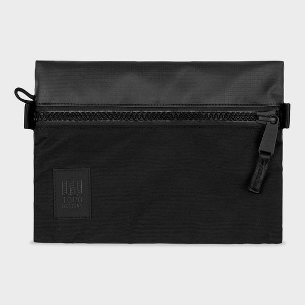 product: Topo Designs Accessory Bag Premium Premium Black