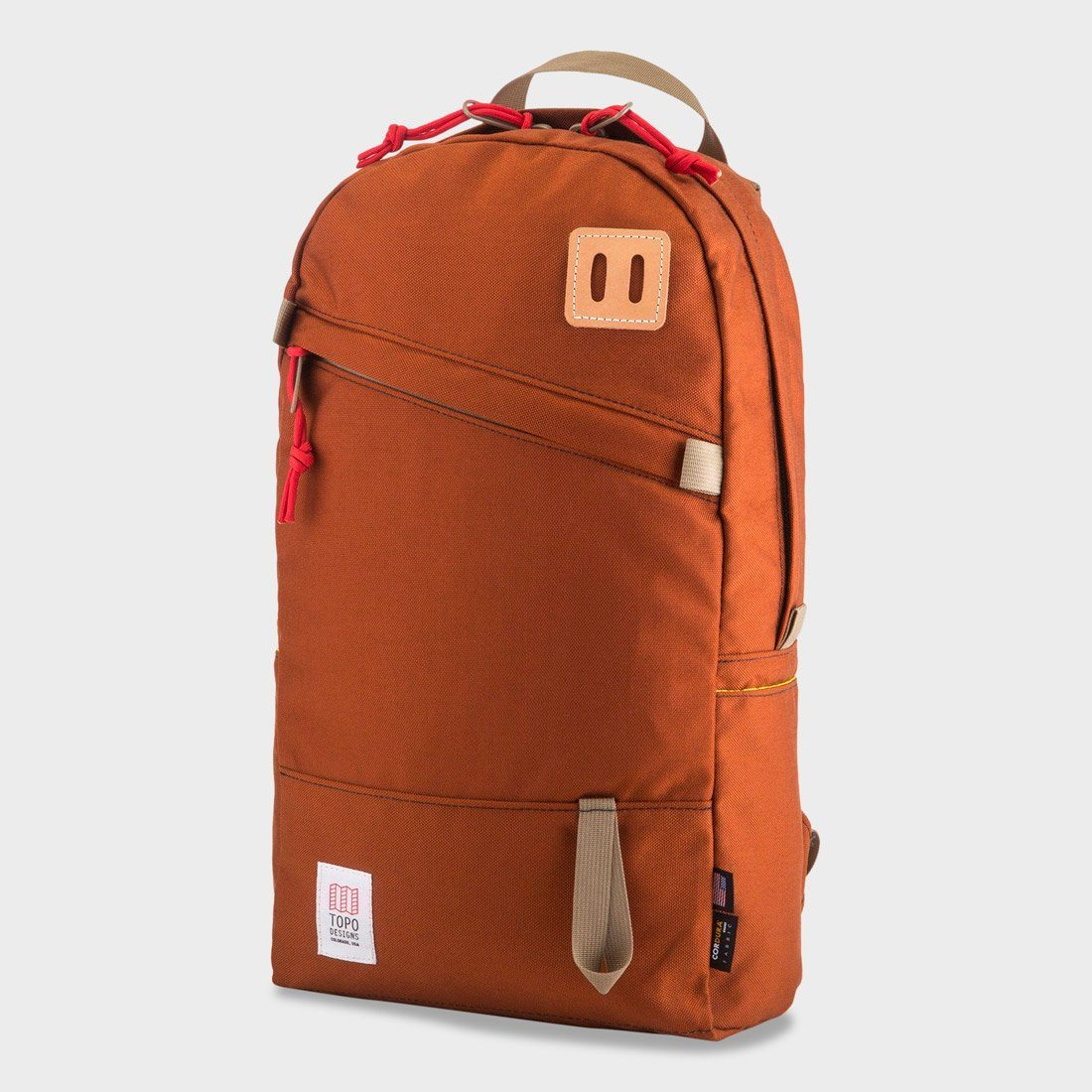 Topo Designs Daypack Backpack Clay