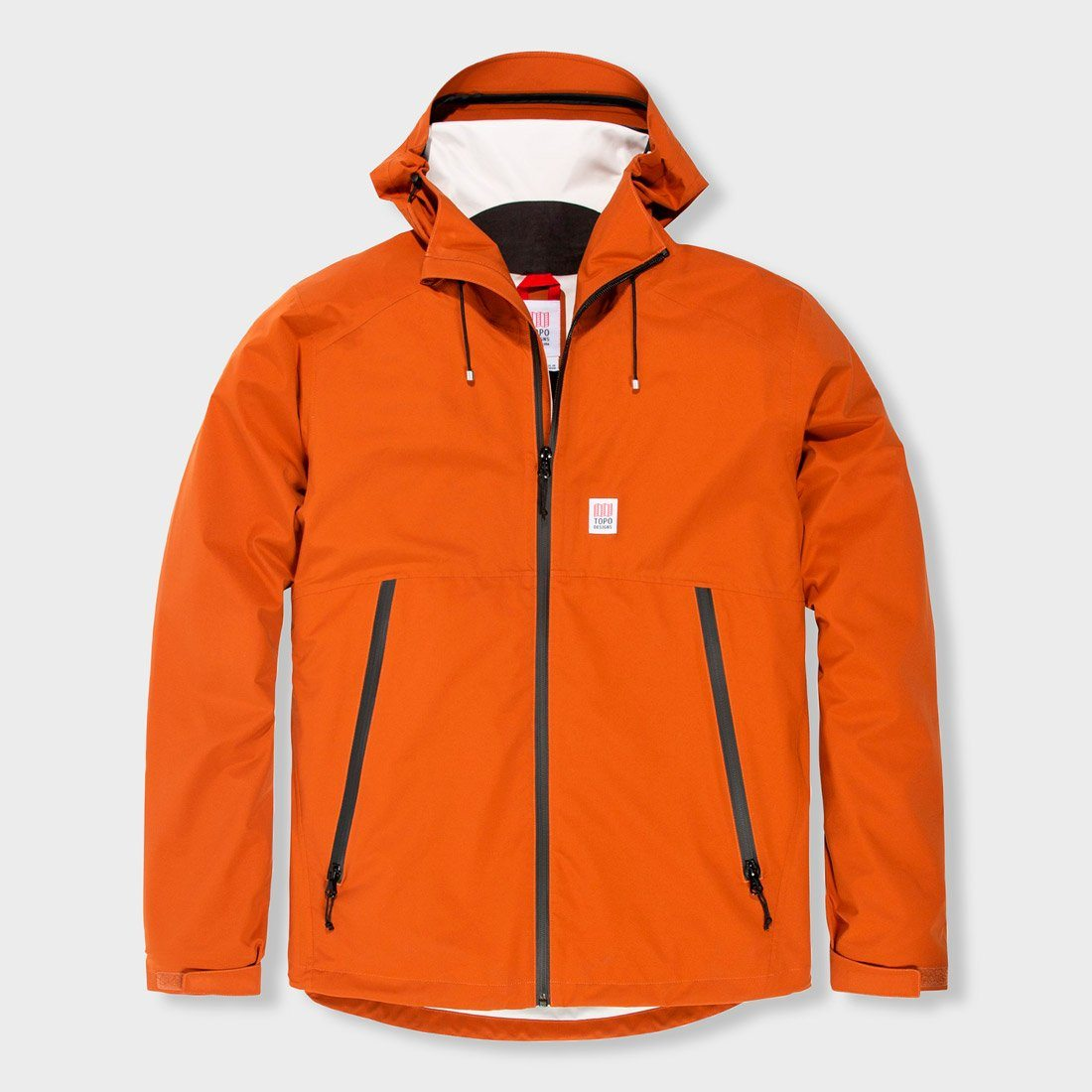 Topo Designs Global Jacket Clay